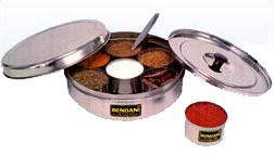 Masala Dabba – Indian Spice Box: Small