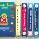 Siddhartha Tibetan Incense Gift Set