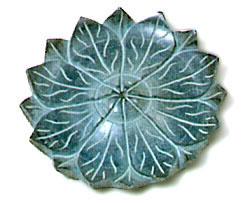 Soapstone Flower Incense Holder