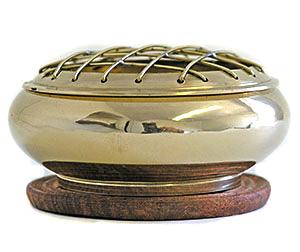Brass Screen Censer Burner