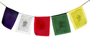 Tara Prayer Flag Set – Small