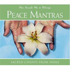 Mantras for Peace: Sacred Chants from India (CD)