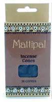 Sri Aurobindo Ashram Incense Cones – Mattipal